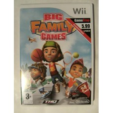 Big Family Games for Nintendo Wii