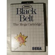 Black Belt for Sega Master System