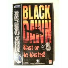 Black Dawn for Sega Saturn