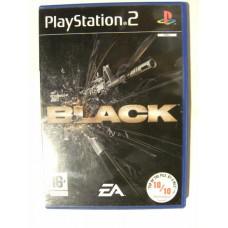 Black for Playstation 2
