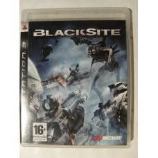 Blacksite for Playstation 3