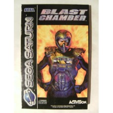 Blast Chamber for Sega Saturn