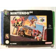 Blast Corps* for Nintendo 64