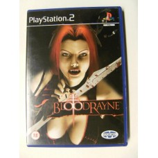 Bloodrayne for Playstation 2
