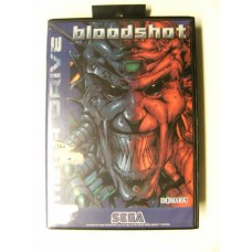 Bloodshot for Sega Mega Drive