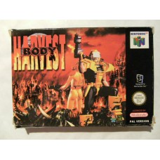 Body Harvest for Nintendo 64