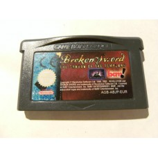 Broken Sword: Shadow of the Templars for Nintendo Gameboy Advance