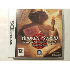 Broken Sword: Shadow of the Templars for Nintendo DS
