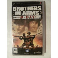 Brothers In Arms: D-Day for Playstation Portable