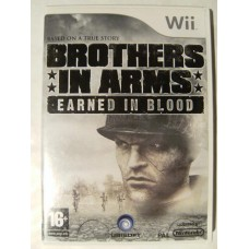 Brothers In Arms: Earned In Blood for Nintendo Wii