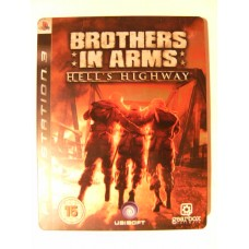 Brothers In Arms: Hell's Highway Steelbook Ed. for Playstation 3
