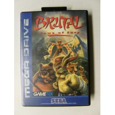Brutal: Paws of Fury for Sega Mega Drive