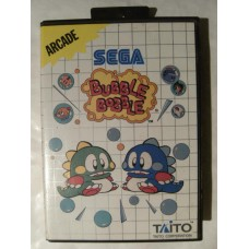 Bubble Bobble for Sega Master System
