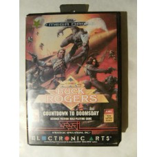 Buck Rogers* for Sega Mega Drive