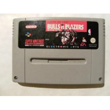 Bulls vs Blazers for Super Nintendo