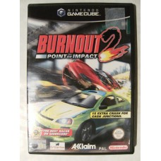 Burnout 2: Point of Impact for Nintendo Gamecube