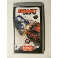 Burnout Dominator for Playstation Portable