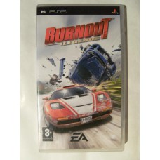 Burnout: Legends for Playstation Portable