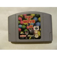 Bust-A-Move 3 DX for Nintendo 64