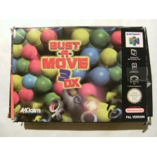 Bust-A-Move 3DX for Nintendo 64