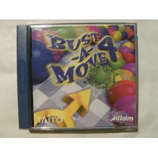 Bust-A-Move 4 for Sega Dreamcast