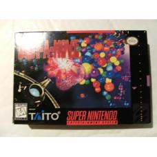 Bust-A-Move NTSC for Super Nintendo