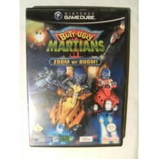 Butt-Ugly Martians: Zoom Or Doom for Nintendo Gamecube