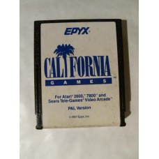 California Games for Atari