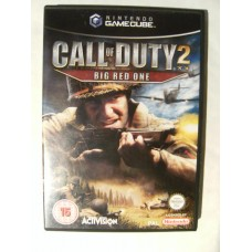 Call of Duty 2: Big Red One for Nintendo Gamecube