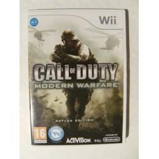 Call of Duty: Modern Warfare Reflex Edition for Nintendo Wii