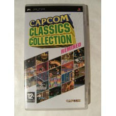 Capcom Classics Collection Remixed for Playstation Portable