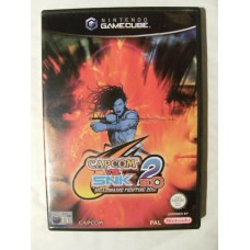 Capcom vs SNK 2 EO for Nintendo Gamecube
