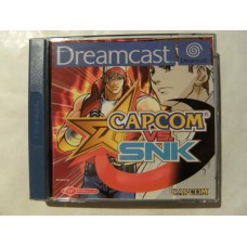 Capcom vs SNK for Sega Dreamcast