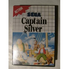 Captain Silver for Sega Master System