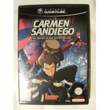 Carmen Sandiego: Secret of the Stolen Drums for Nintendo Gamecube