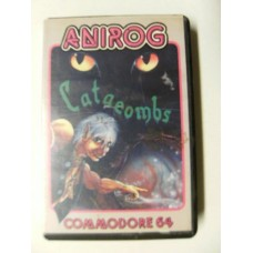Catacombs for Commodore 64