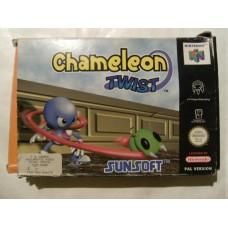 Chameleon Twist for Nintendo 64