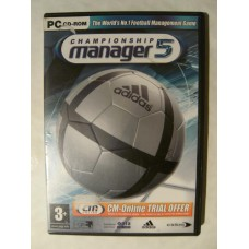 Championship Manager 5 for PC