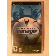 Championship Manager for Playstation Portable