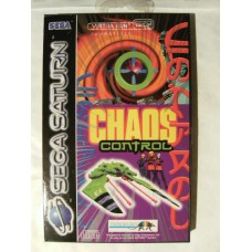 Chaos Control for Sega Saturn