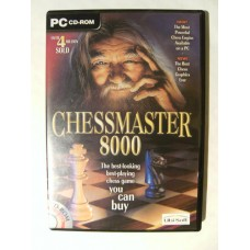 Chessmaster 8000 for PC