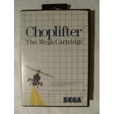 Choplifter* for Sega Master System