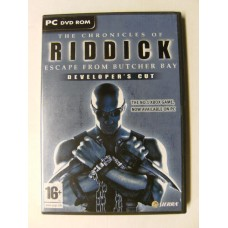 Chronicles of Riddick: Escape From Butcher Bay for PC