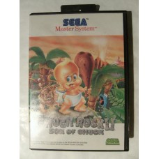 Chuck Rock II for Sega Master System