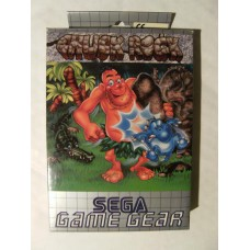 Chuck Rock for Sega Game Gear