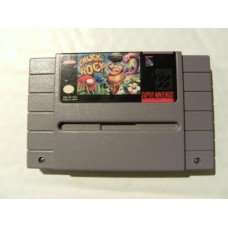 Chuck Rock NTSC for Super Nintendo