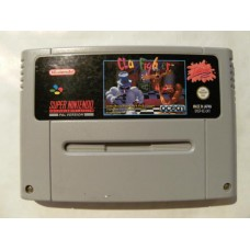 Clay Fighter for Super Nintendo