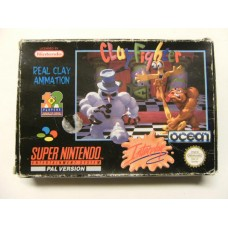 Clay-Fighter for Super Nintendo