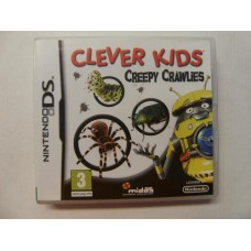 Clever Kids: Creepy Crawlies for Nintendo DS