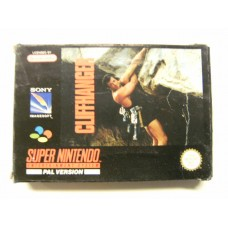 Cliffhanger for Super Nintendo